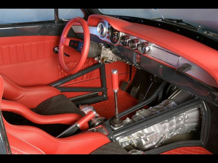 Best Classic Car Interiors Images On Pinterest Car Interiors