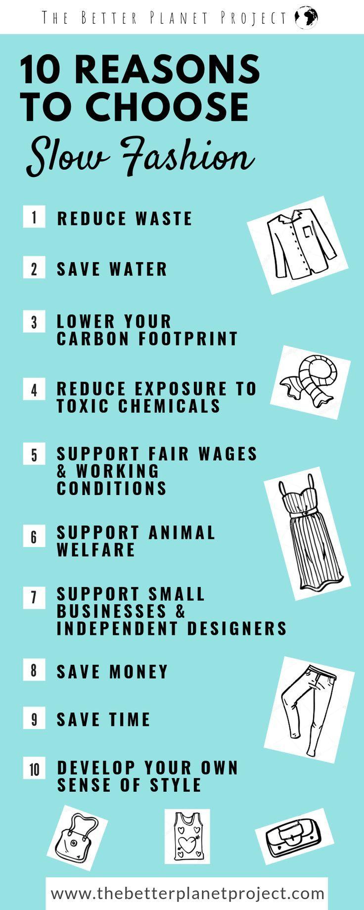 10 Reasons To Choose Slow Fashion In 2020 Slow Fashion Slow Fashion Brands Eco Friendly Fashion