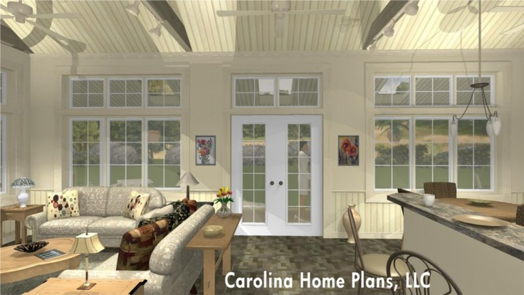 Small Spacious And Bright Floor Plan With 2 Bedrooms And