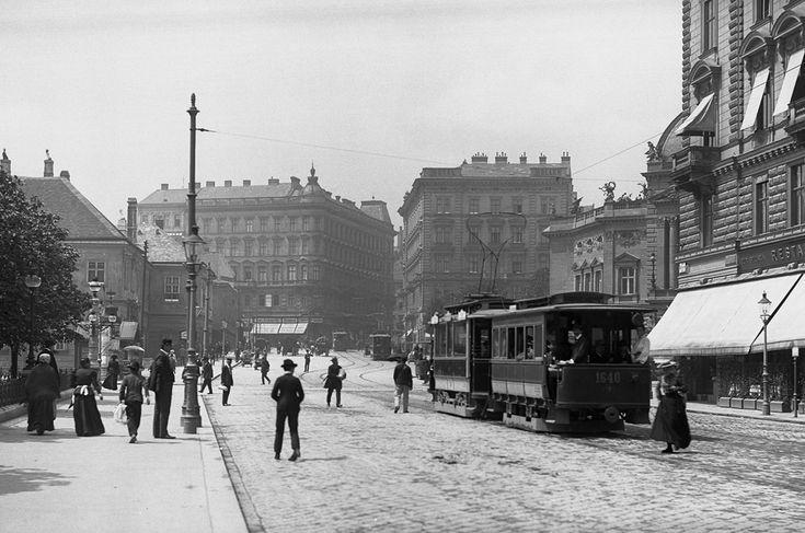 Вена, HW Тype s № 1640; Вена — Старые фотографии