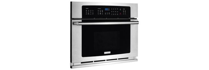 30'' Built-In Convection Microwave Oven with Drop-Down Door EW30SO60QS Electrolux Appliances