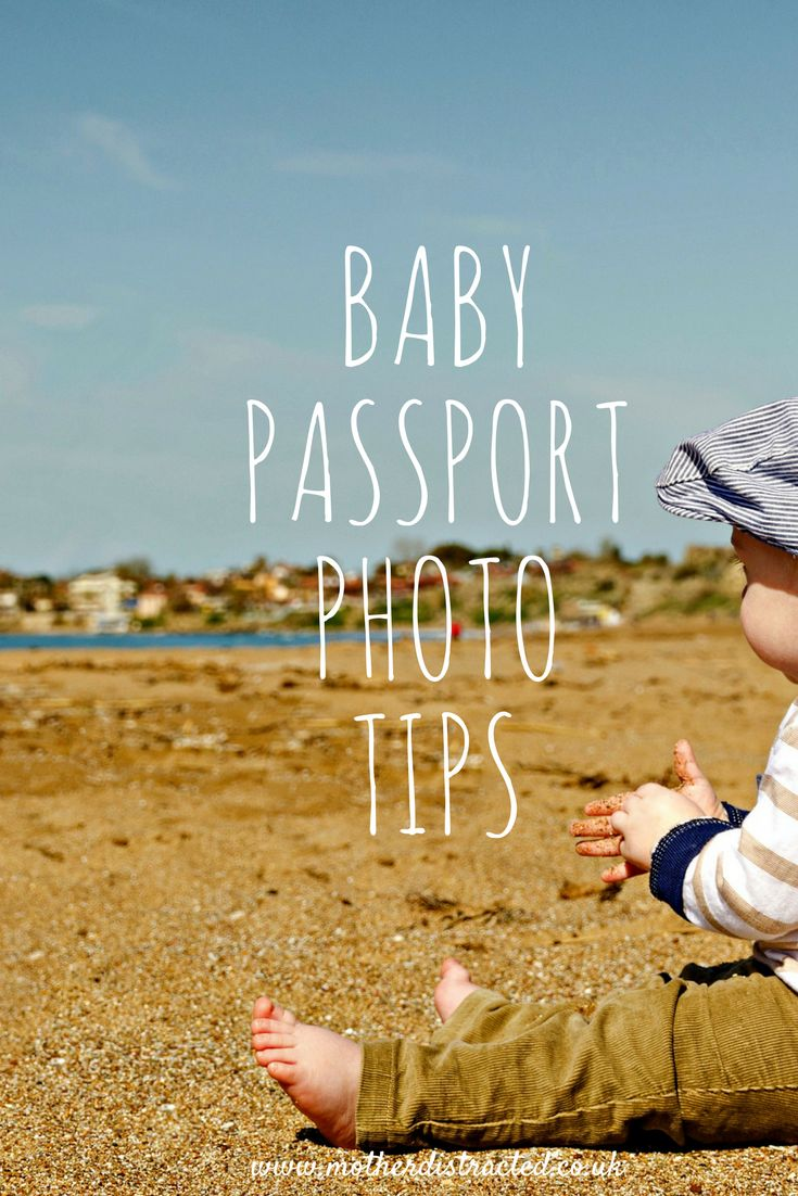 Baby Passport Photo Tips For Your Family Holiday