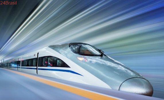 EUA pode ter trem subterrâneo que ligará NY a Washington em 29 minutos