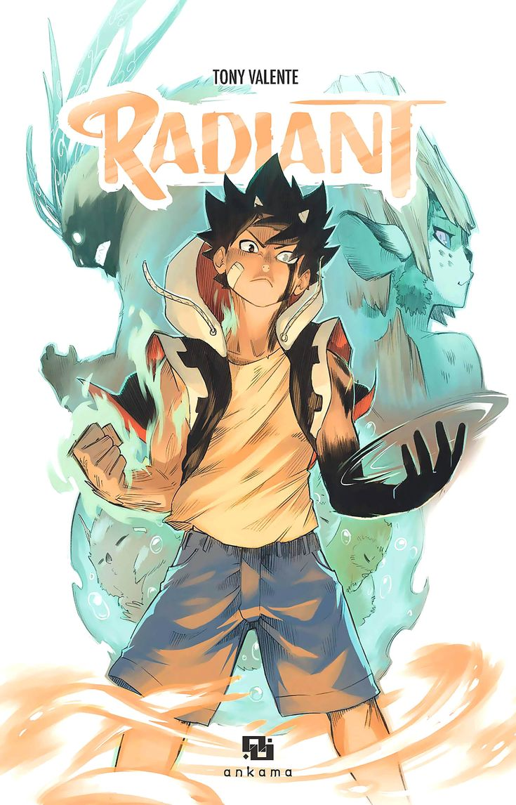 Radiant Όλα τα επεισόδια της Season 1 είναι διαθέσιμα