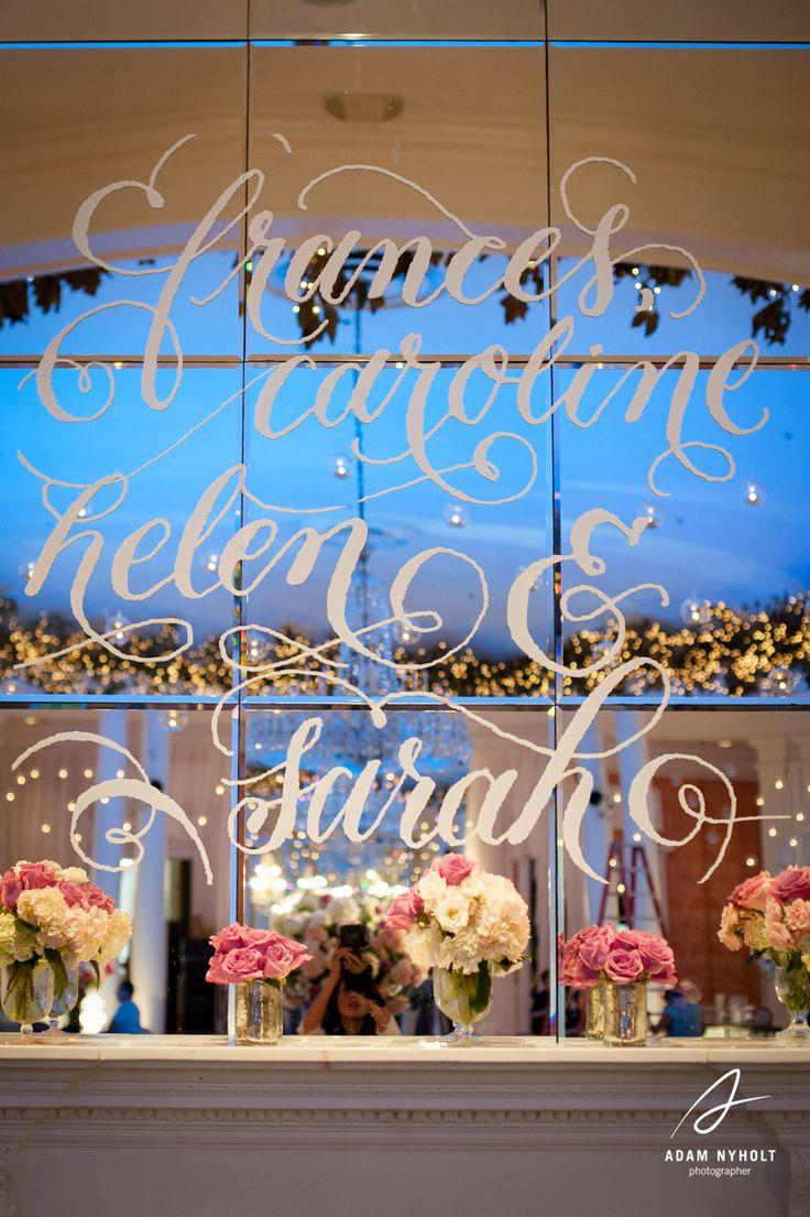 Debutante Ball for Helen Modesett, Caroline Gibson, Frances Lummis and Sarah Duncan