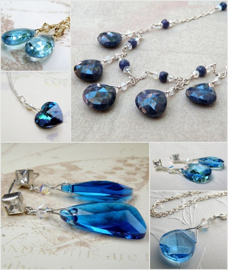 17 best images about swiss blue topaz on pinterest for Nancy b fine jewelry