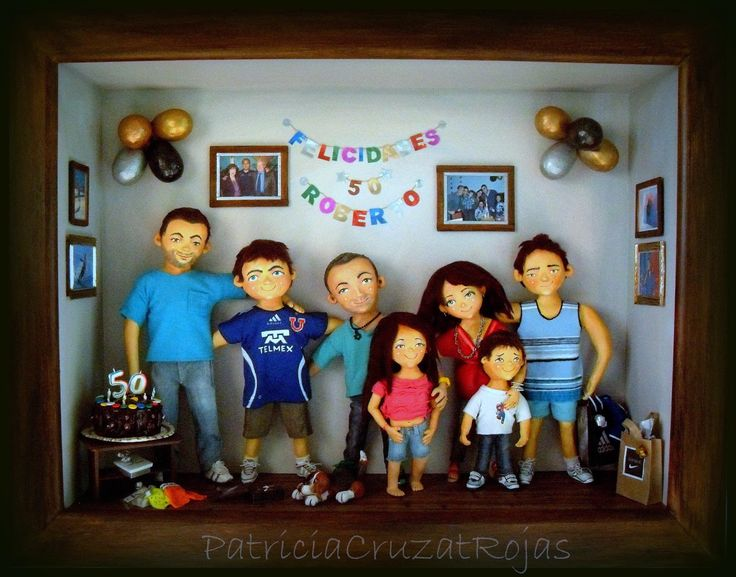 Patricia Cruzat Rojas: Familia Personalizada