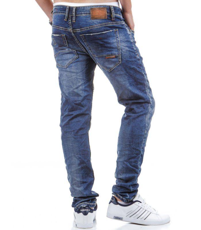 Pánske modré džíny