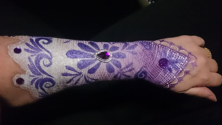 Lucy Jayne's glove