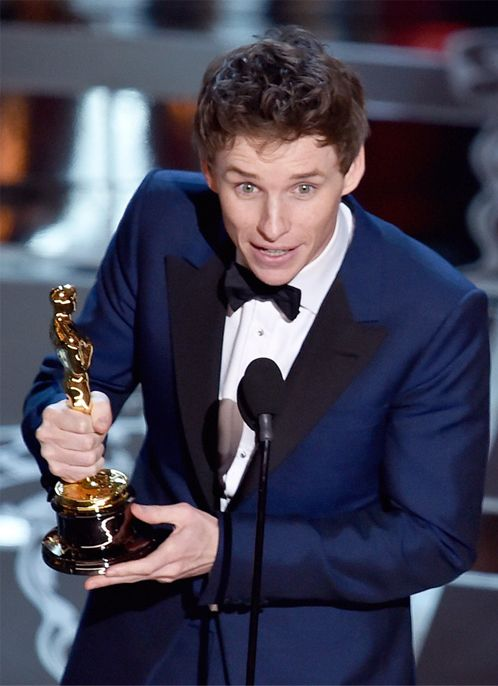 #BestActor: #EddieRedmayne for his performance in #TheTheoryofEverything