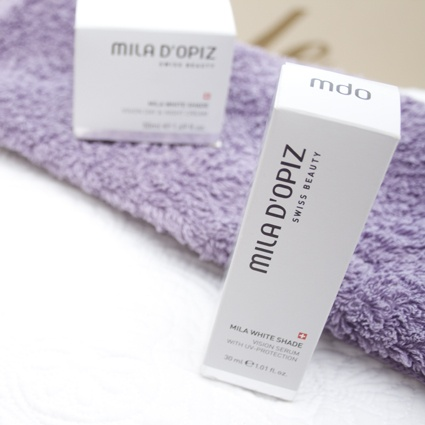 Mila d'Opiz Australia White Shade Range - Nurture and Moisturize your skin for an optimal radiance, younger and healthy appearance.