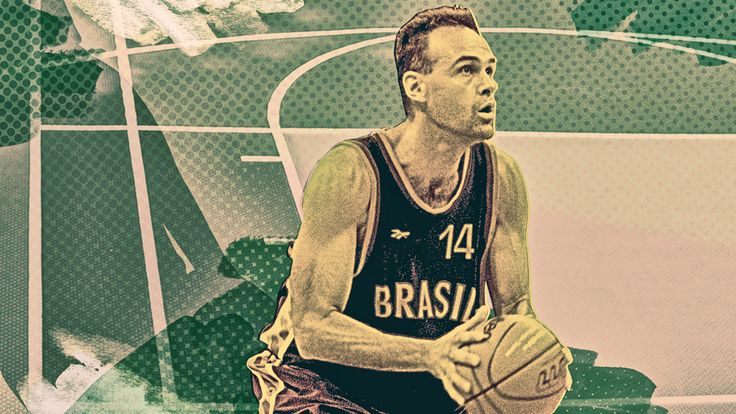 The Holy Hand of Brazil | The life and career of basketball hall of famer Oscar Schmidt, the self-proclaimed best scorer to never play in the NBA.