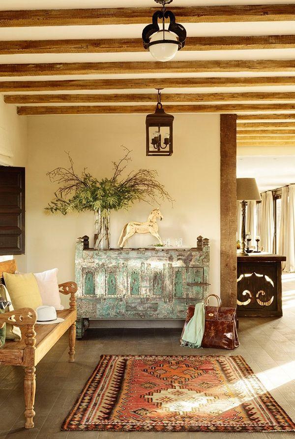 Best 25 hacienda decor ideas on pinterest for Hacienda design ideas