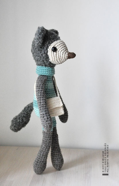 Grey Bear Amigurumi Crochet Pattern : 17 Best images about toys on Pinterest Toys, Handmade ...