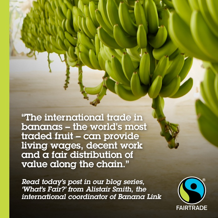 "Todays Blog Post on ""Whats Fair?""http://fairtradeinternational.us/post/33213891390/whats-fair-with-alistair-smith-of-banana-link"