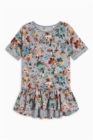 Summer party or picnic in the party, with florals and a gorgeous peplum detail, here's one piece she NEEDS to be wearing!