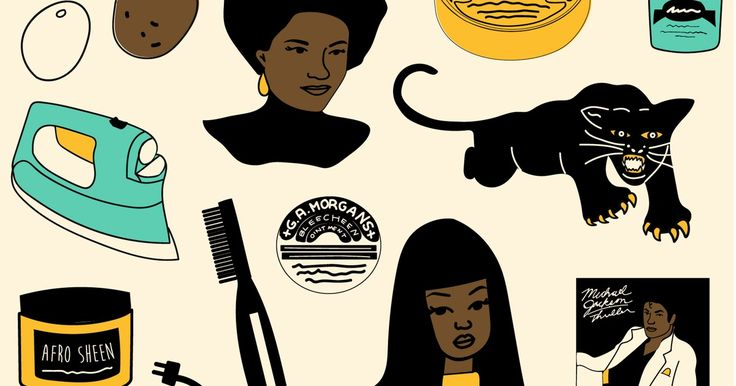 The history of hair straightening in America is quite a lengthy one. Specifically, straightening afro-textured hair is a significant part of the history of Black America: Our hair has been discriminated against, reclaimed, re-discriminated against, a