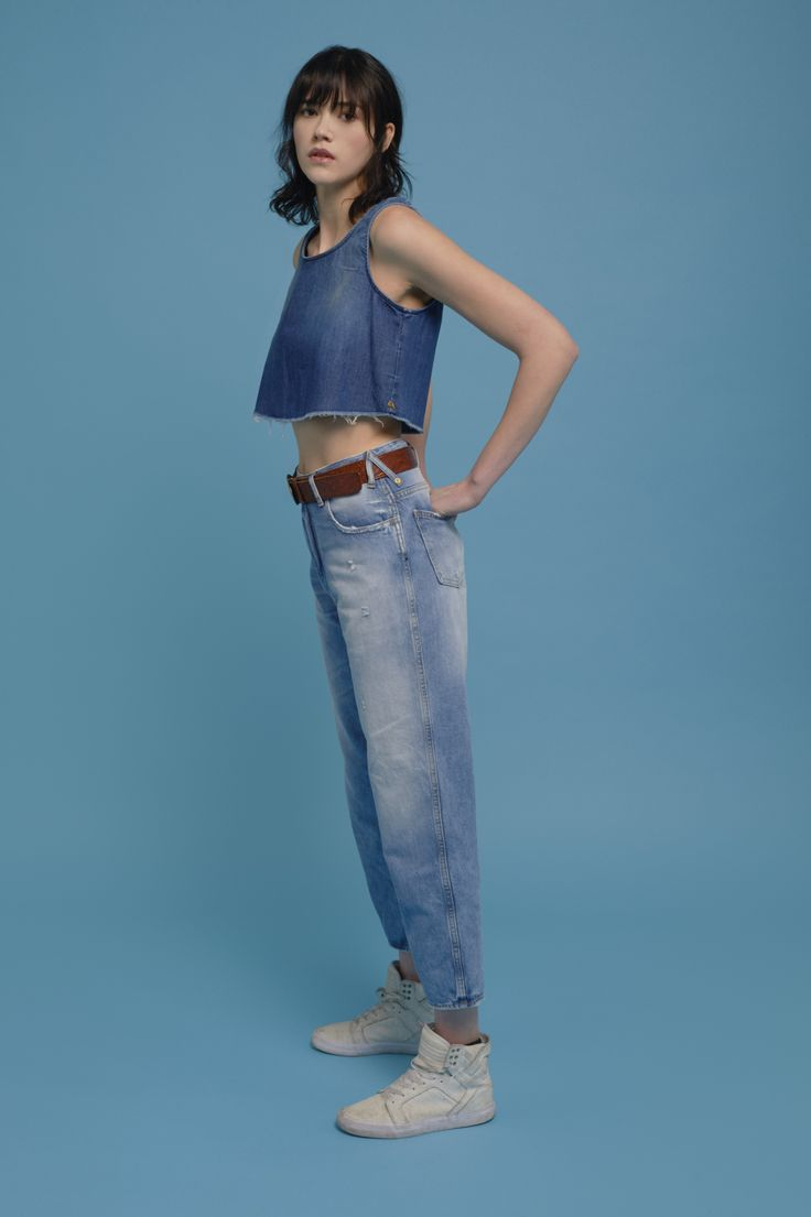 INDI(E)GO #Cycle #editorial #SS16 new campaign. #contemporary #womenswear #premiumdenim quality #madeinitaly #CycleJeans #denimmakers #denimlovers