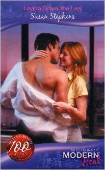 Laying Down the Law (Modern Heat): Susan Stephens: 9780263863680: Amazon.com: Books
