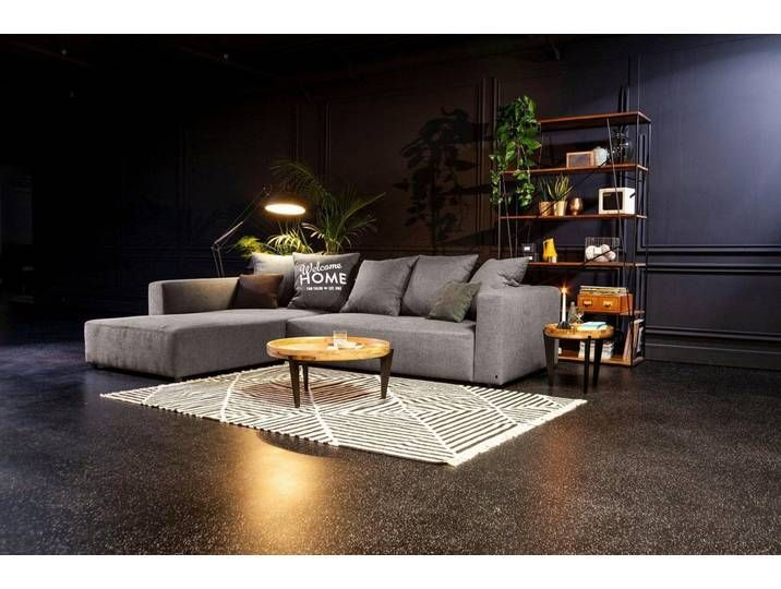 Tom Tailor Eck Couch Grau 302cm Recamiere Links Heaven Casual Xl In 2020 Outdoor Furniture Sets Home Decor Furniture