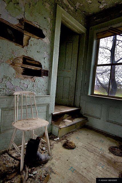 Abandoned Home 1