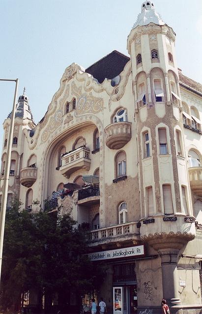 immeuble Art nouveau Szeged