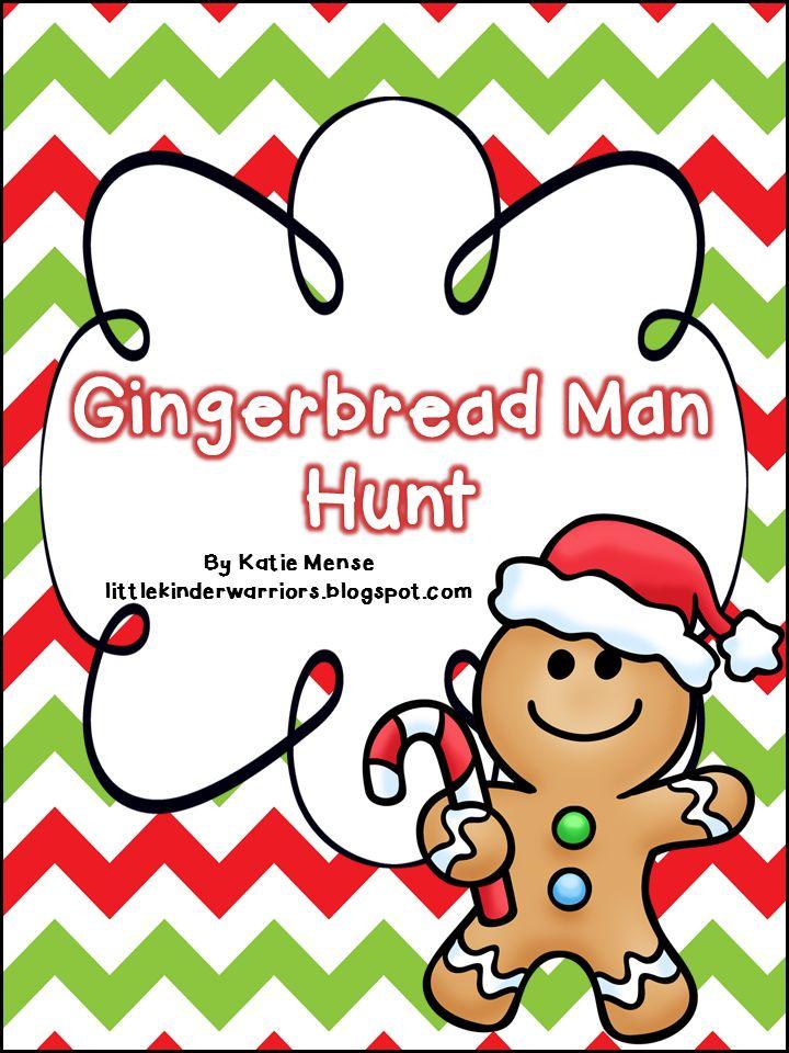 ... man first grade gingerbread man house gingerbread man hunt clues
