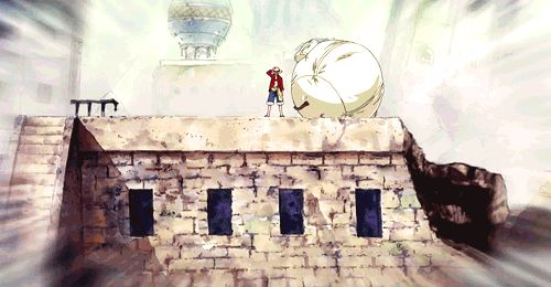 """Too slow!"" - Monkey D. Luffy"