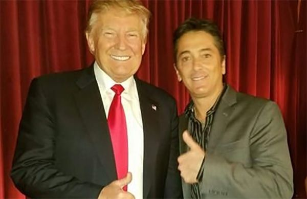 SCOTT BAIO THREATENS TO SUE ANYONE WHO THINKS HE'S A MORON FOR SAYING OBAMA IS A SECRET MUSLIM