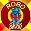 "Play free online ROBO QUICK DRAW flash game, Action, Fighting flash games from Sooper Games. Try to beat 8 very ""special"" robots in this Robo Quick Draw Championship! (This is a different version to ROBO RPS, this game is purely a quick draw)"