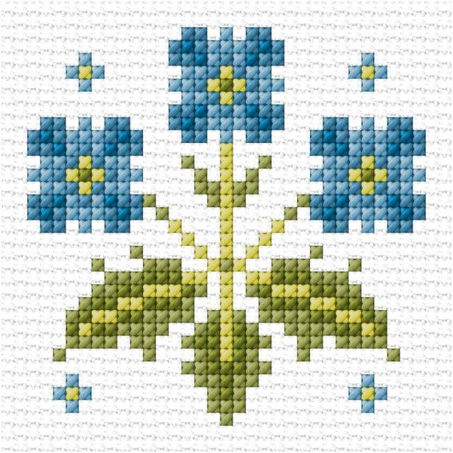 Quick flower design — Blog — Lesley Teare