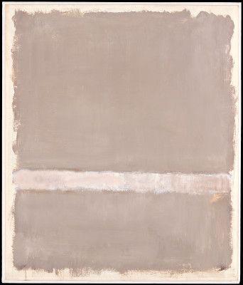 Mark Rothko - Untitled, 1969.