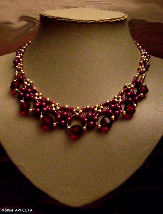 Permalink to Crystal Jewelry Necklace