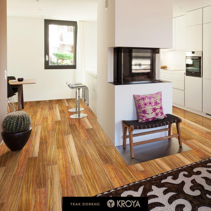 KROYA Teak Doreng Single Plank  http://www.kroyafloors.com/collections/single-plank/teak-doreng-single-plank/