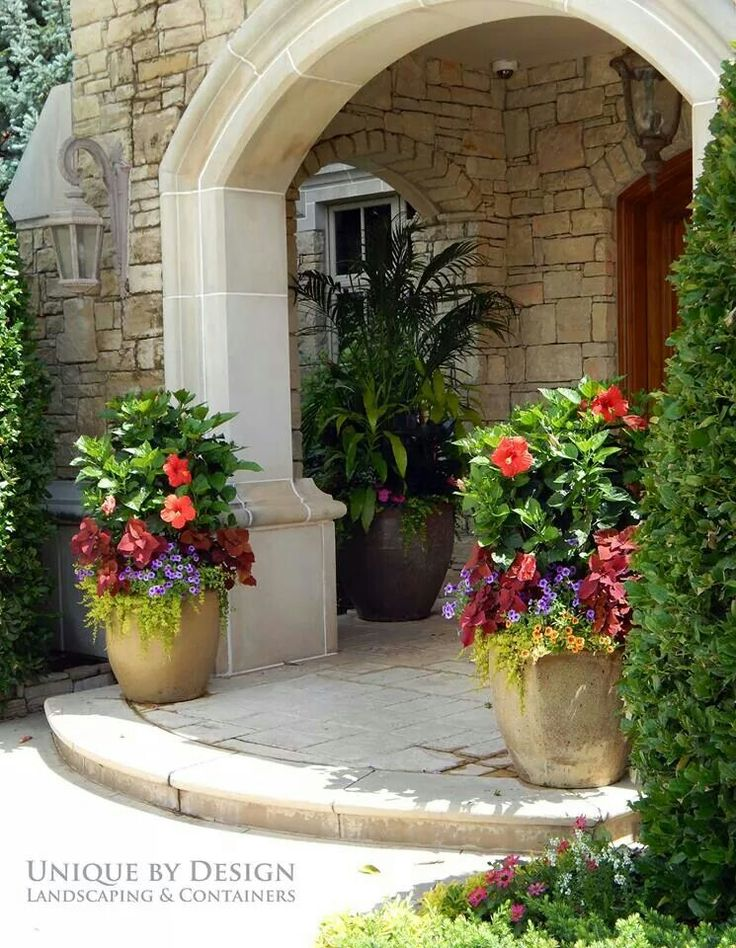 899 best GARDEN DESIGN CONTAINERS images on Pinterest Pots