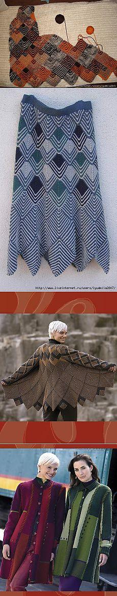 Knitted patchwork designer Jane Slicer-Smith - Crafts