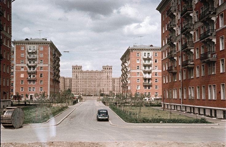 Фридлянд, 1950-е