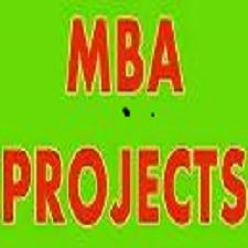 we offer projects for : MBA Projects (MBA Marketing Projects, MBA Finance Projects, MBA Human Resource Projects) BBA & MBA Projects for IGNOU BBA & MBA Projects for SMU