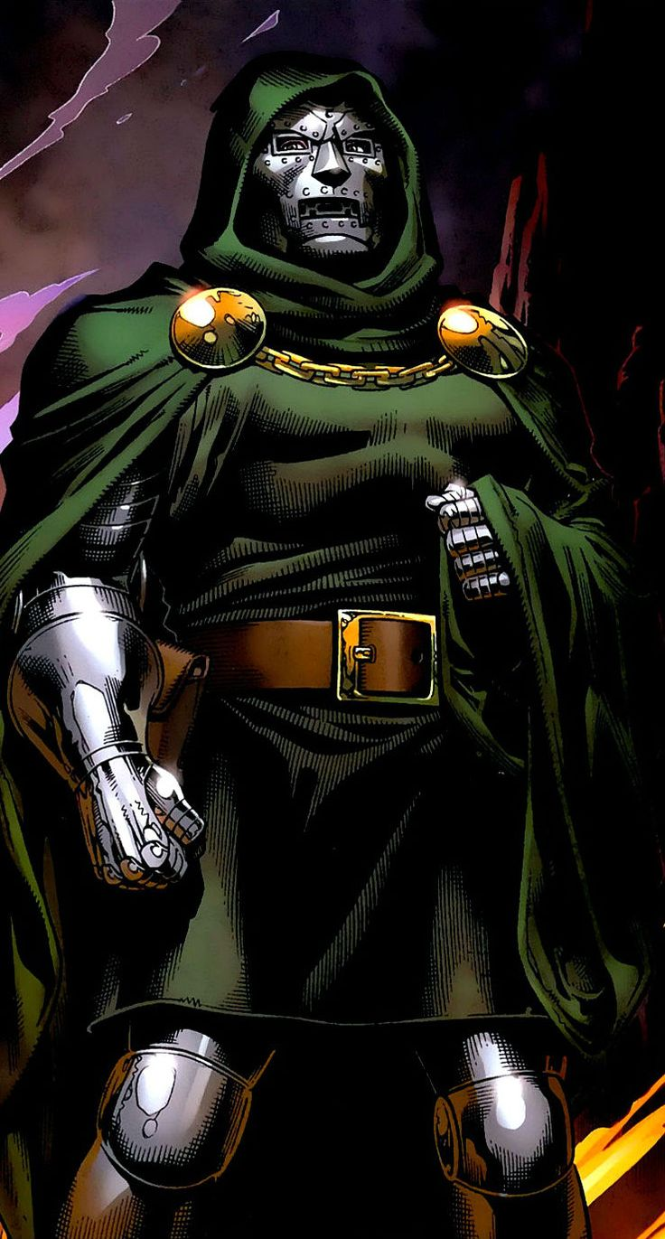 Dr Doom by Jim Cheung