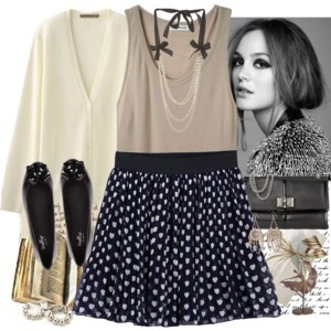 Pin Image, Colors Combos, Fashion, Clothing Ideas, Clothing Dresses, Skirts Tops Combos, Clothes'S Dresses, Style Ideas, Polka Dots 3