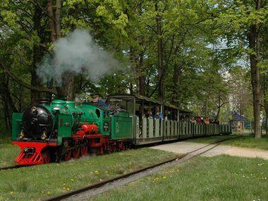 Großer Garten & Dresdner Parkeisenbahn   Großer Garten