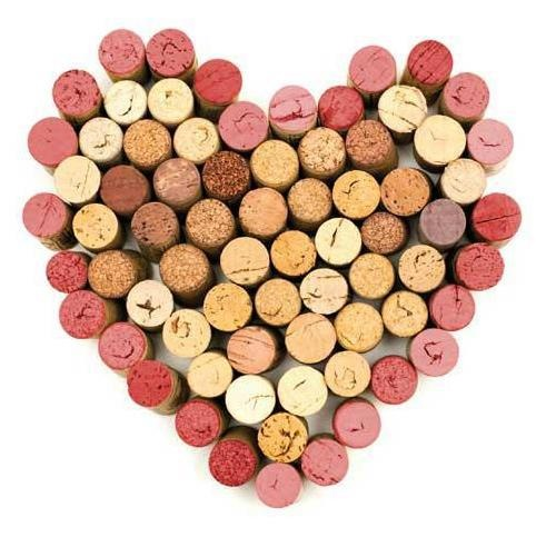 11 best wine cork crafts manualidades con corchos de vino images on pinterest corks wine - Manualidades con corchos ...