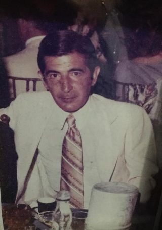 "Benjamin ""Lefty"" Ruggiero, One of my favourite Mafia figures."