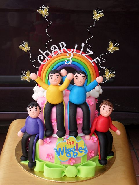 The Wiggles Theme by sweetobsessions, via Flickr