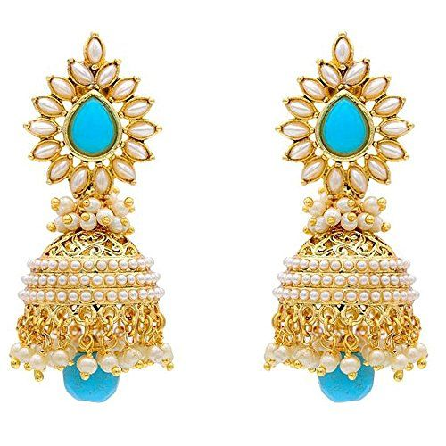 Indian Triditional Beautiful Bule Stone Gold Plated White... https://www.amazon.com/dp/B01L59WAGQ/ref=cm_sw_r_pi_dp_x_lUK0ybCHYMP7H
