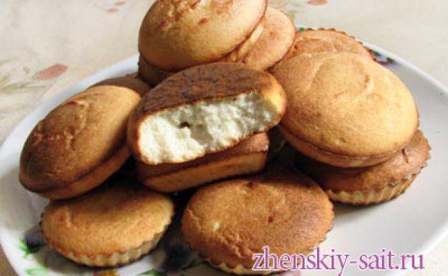 Полезное печенье из кокосовой муки
