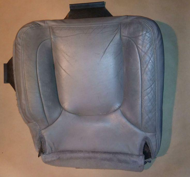 Auto Parts FOR SALE 2002-2006 Dodge Ram HEATED LEATHER LOWER Seat Cushion Foam cover 02 03 04 05 06 #ChryslerDodgeram150025003500moparpartparts