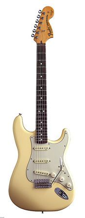 Fender Stratocaster Yngwie Malmsteen Signature
