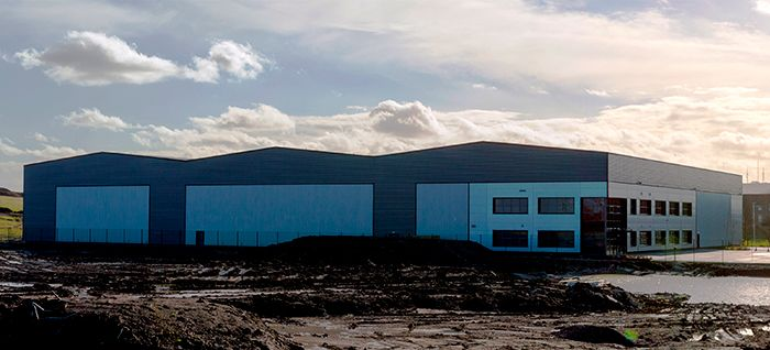The UK based Lesjöfors subsidiary European Springs & Pressings Ltd have outgrown its Yorkshire office and warehouse. Now it's relocating to a new, purpose built facility in Huddersfield.
