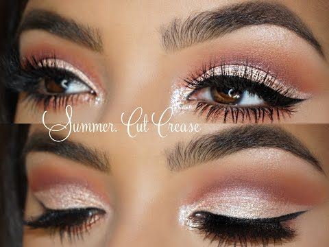 Romantic Smokey Eyes || Urban Decay Naked 3 Palette - YouTube